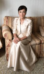 2018叙勲女性洋装