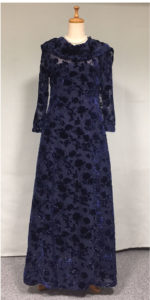 花嫁の母ドレス