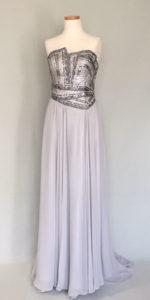ハリウッドのレッドカーペットの女優ドレス
